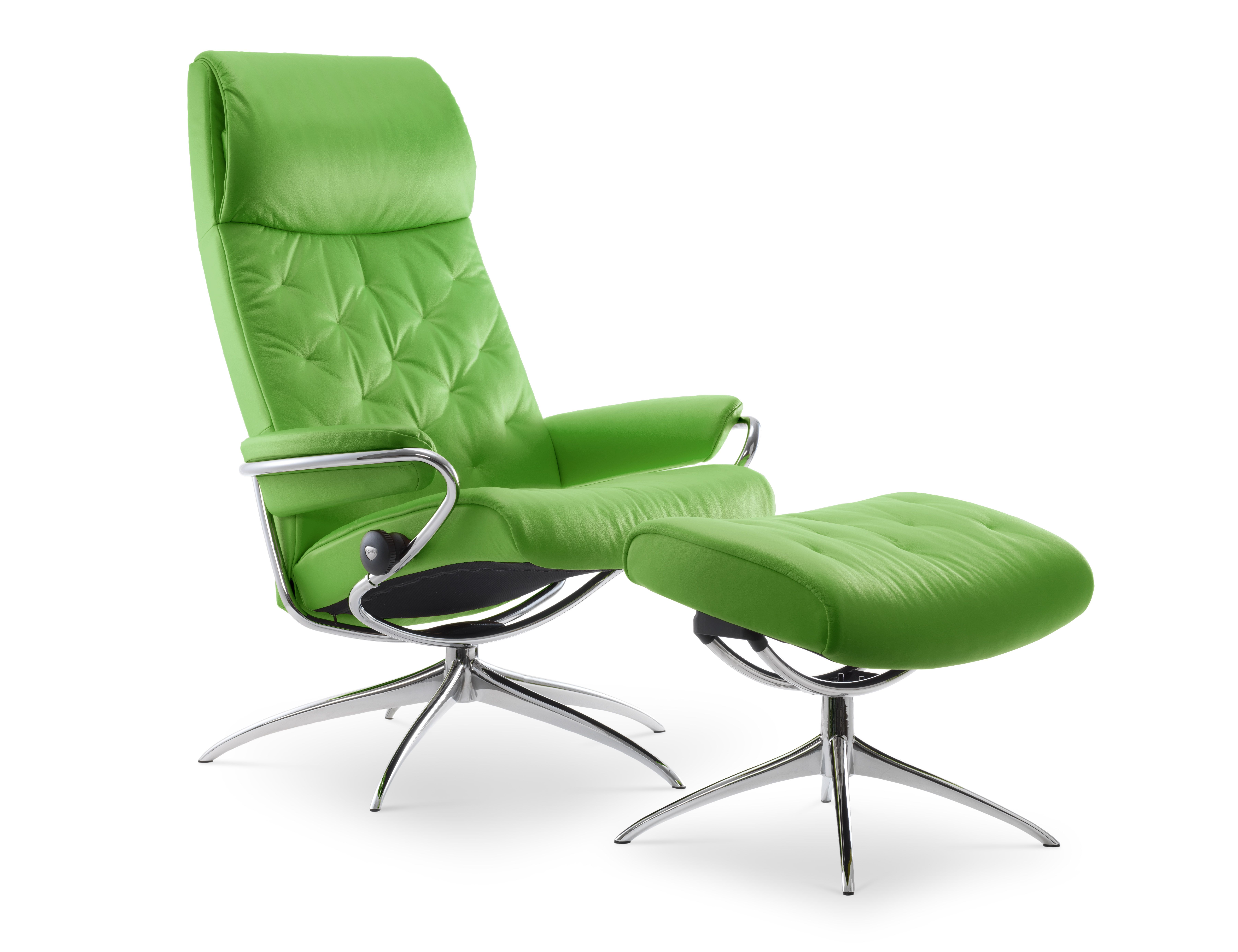 Stressless Sessel Metro High Back Stressless Metro High Back Relaxsessel Inkl Hocker In Der