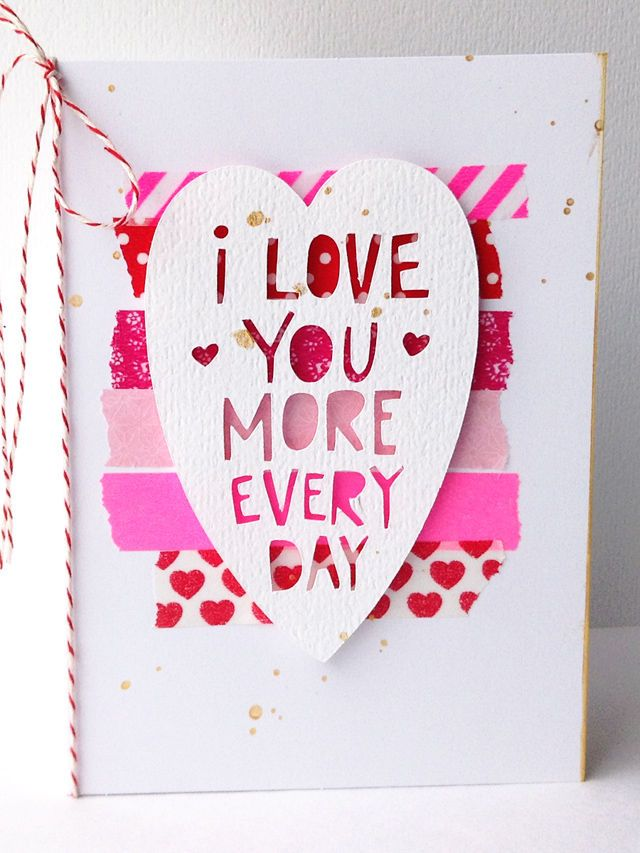 Pink Valentines By Jleija At Studiocalico Paper Craft Ideas