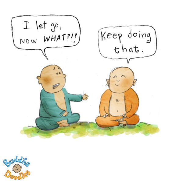 Denise skriver/Denise writes: Buddhist Comics -- yes there are Buddhist Comics...