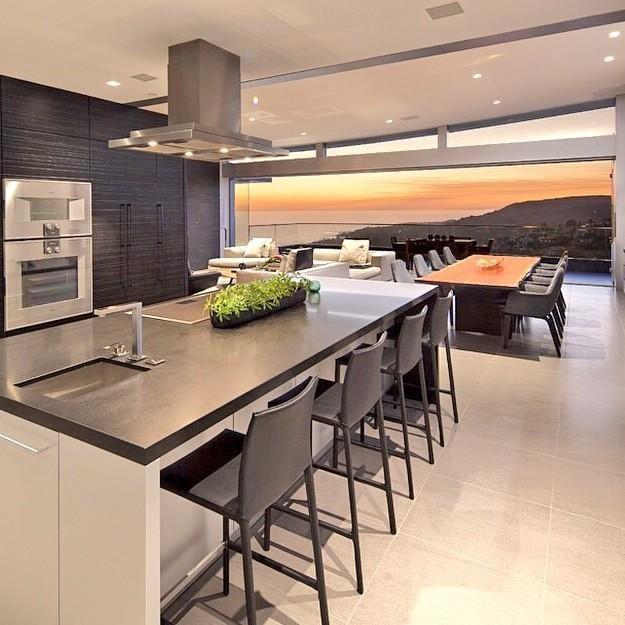 Beautiful Gaggenau Kitchen.