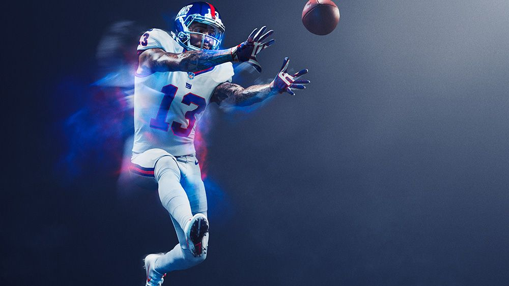 7ed69e066 New York Giants   NFL Color Rush uniforms for 2016 Thursday night games  photos