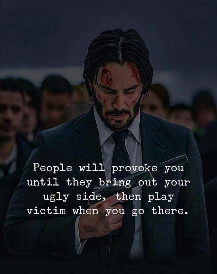 John Wick Is My Unicorn Quotes By Famous People Warrior