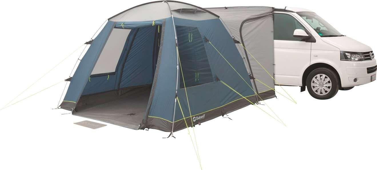 Camping Campingmultistore Outdoor Online Outwell Busvorzelt Milestone 05709388076984 Bus Vorzelt Zelten Vorzelt
