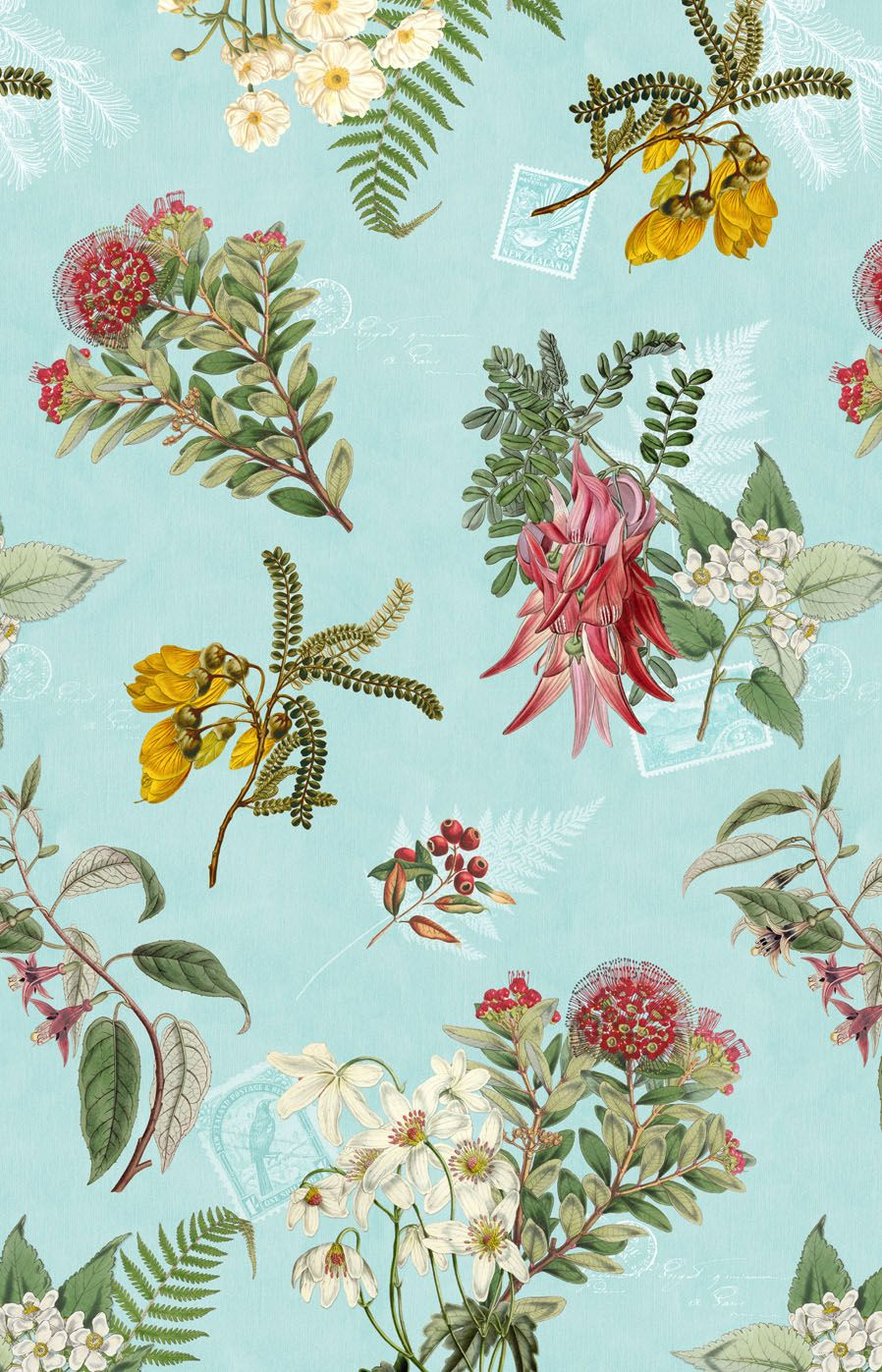Image Result For Nz Wallpaper Botanicals Botanical Wallpaper