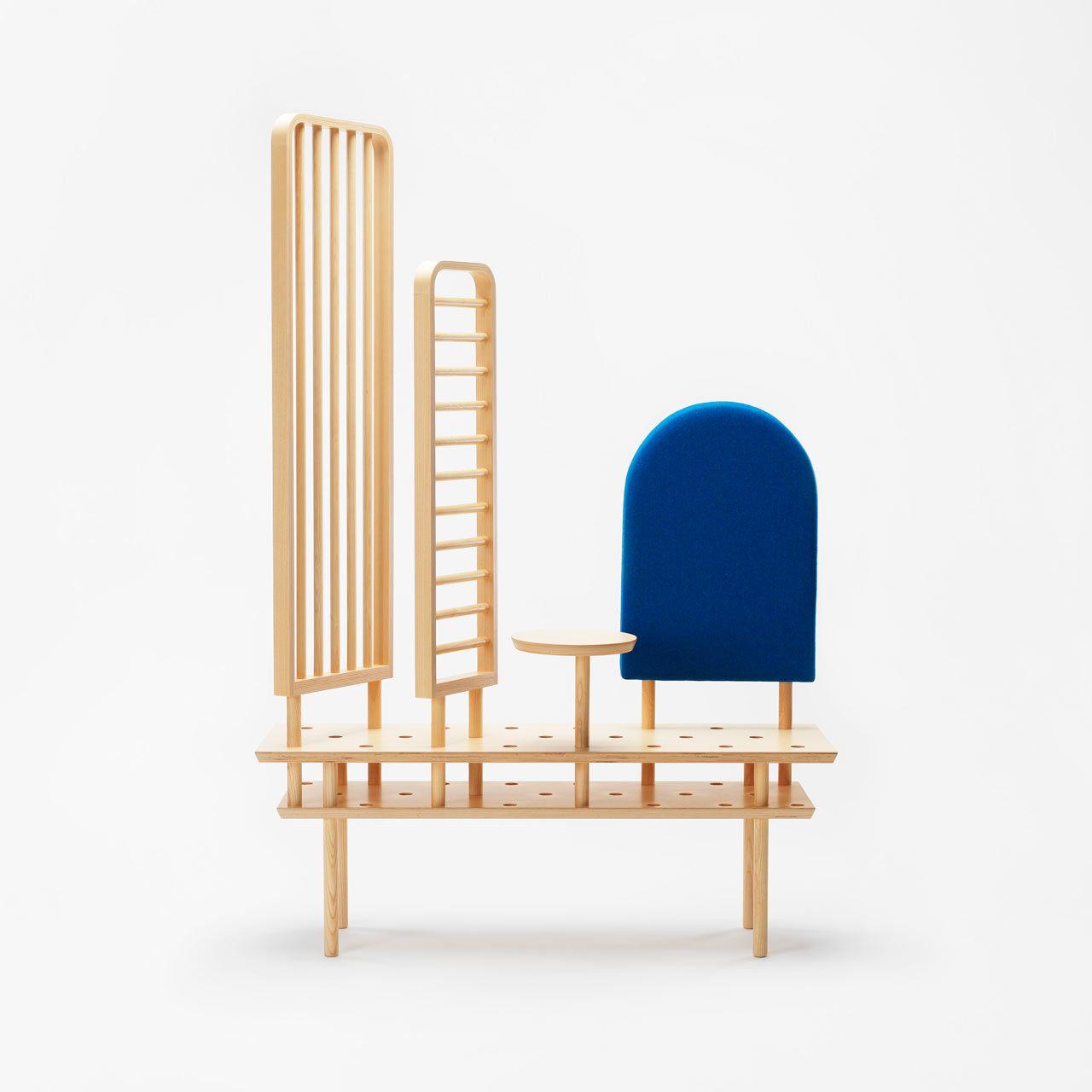 multifunctional furniture. Etta: Multifunctional Furniture For Indoor Plants - Design Milk R