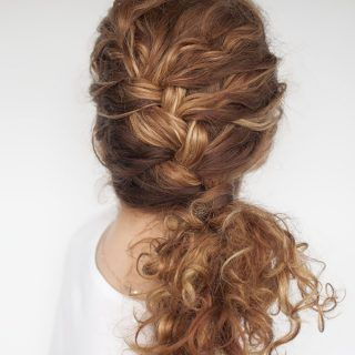 3 chic ponytail tutorials to lift your everyday hair game   Hair Romance Gallery