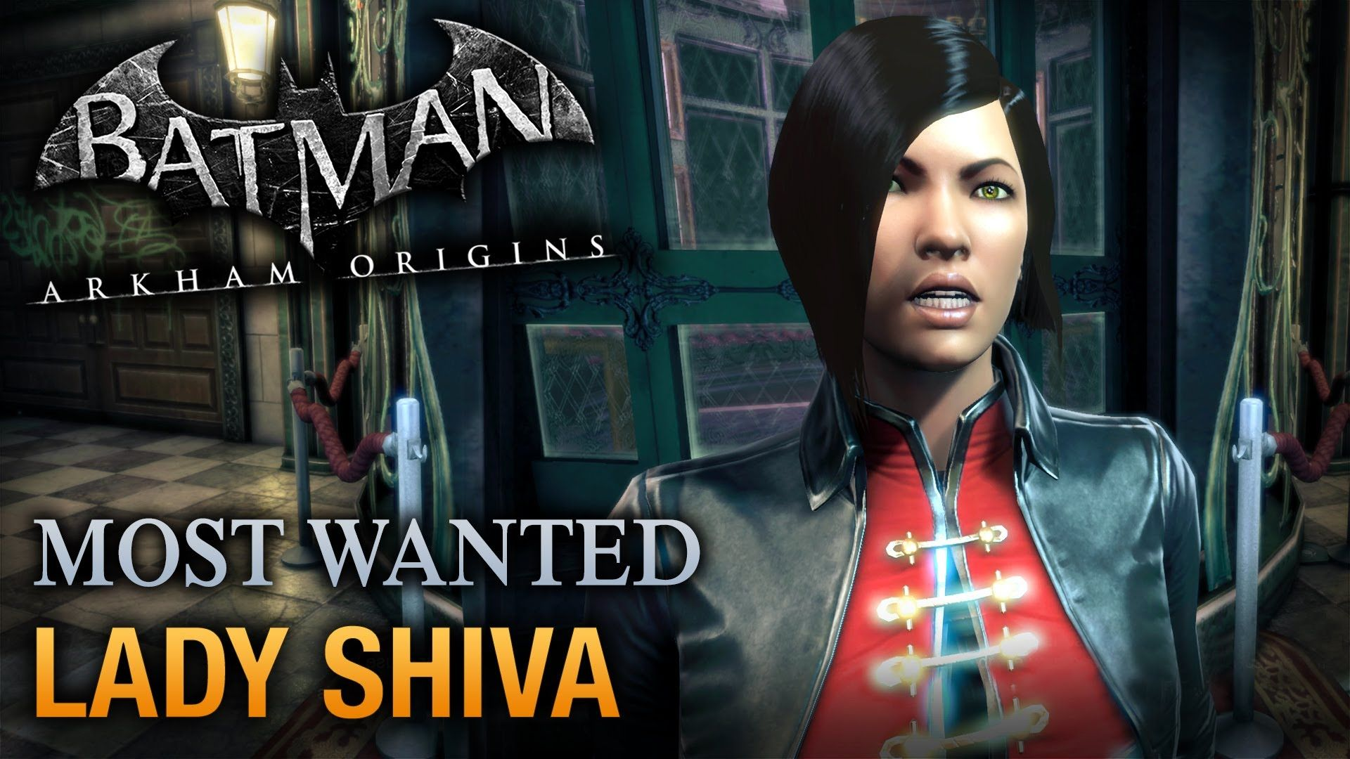 Batman: Arkham Origins - Shiva (Most Wanted Walkthrough)