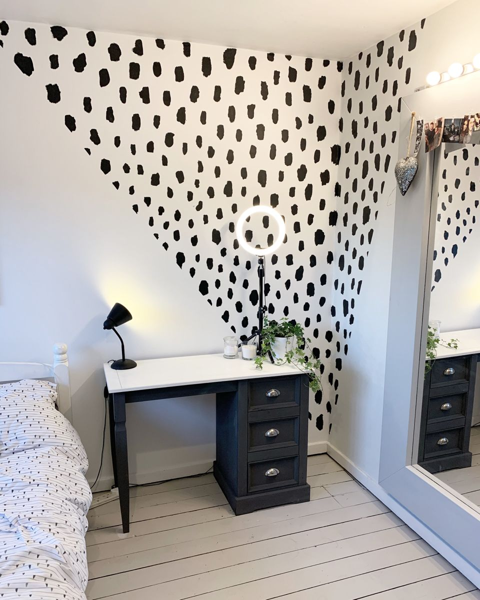 Brush Stroke Wall Bedroom Wall Paint Accent Wall Bedroom Bedroom Wall Designs