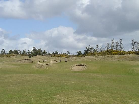 Bandon Dunes Golf Resort 1 Green