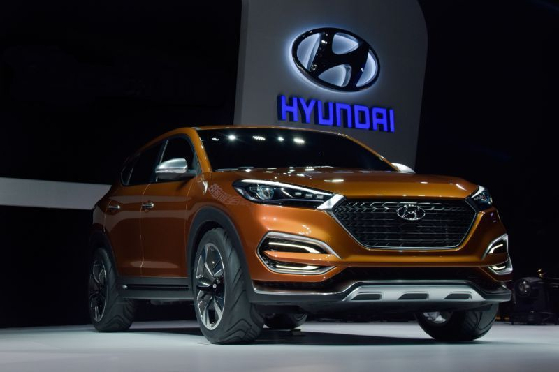 2019 Hyundai Tucson Facelift Fuel Cell Release Date With Images