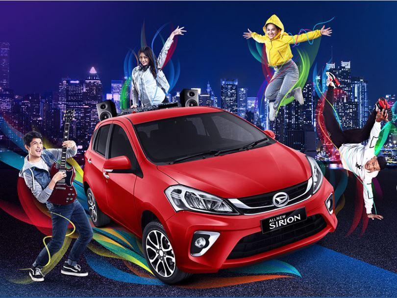 Harga Kredit Mobil Tipe City Car Daihatsu Hatchback Mobil Kota