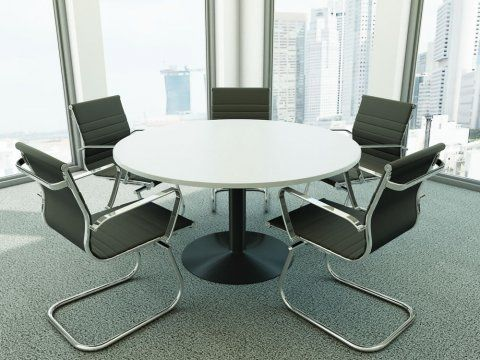 Small White Round Office Table Small Round Office Tables - Small round office conference table