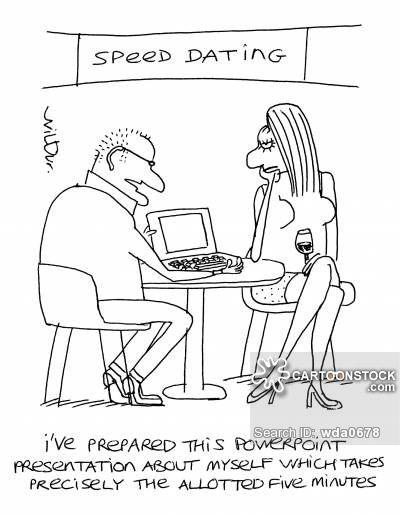 speed dating maxine