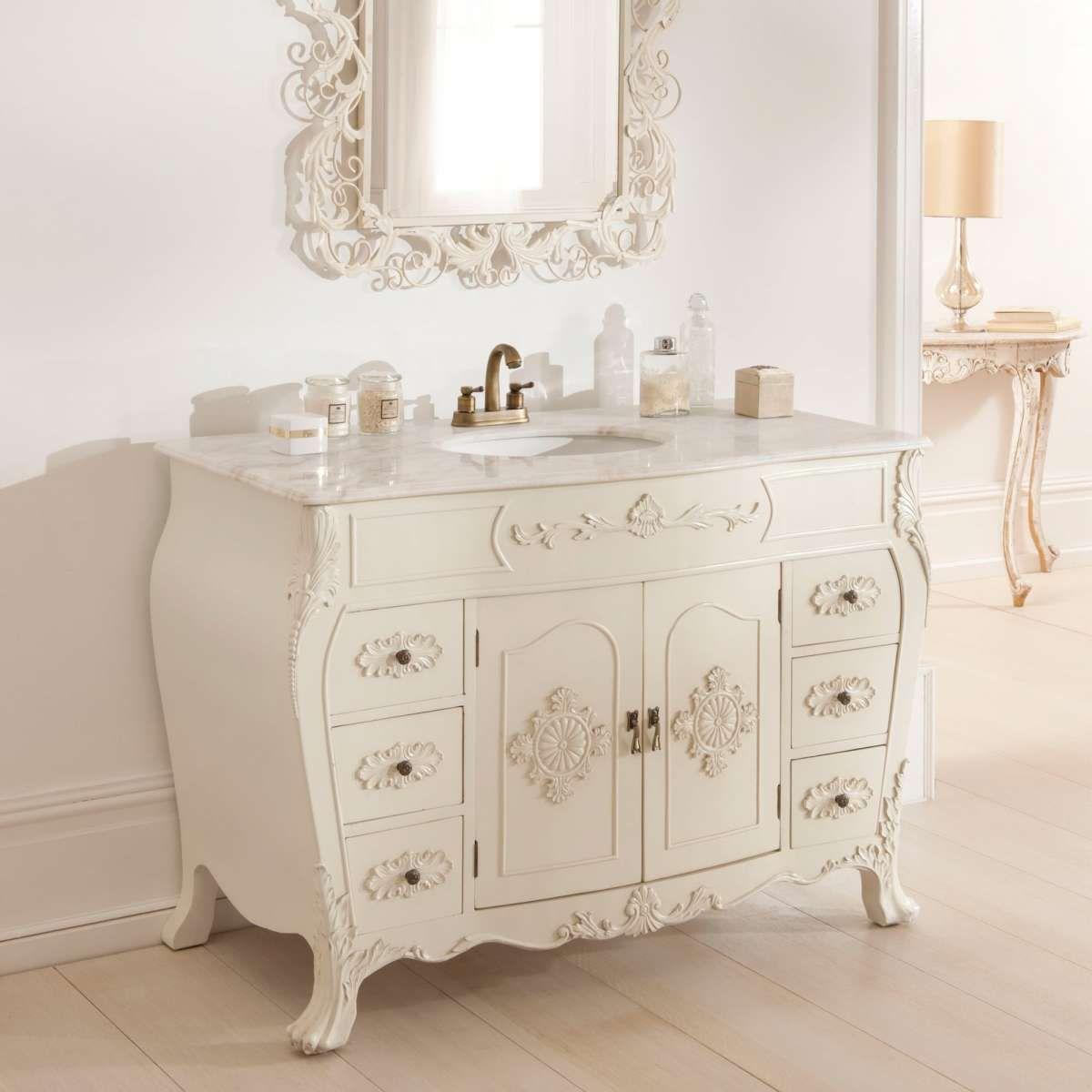 15 Top Shabby Chic Vanity Unit Photos Shabby Chic Bathroom Vanity Shabby Chic Vanity Unit Chic Bathrooms [ 1200 x 1200 Pixel ]
