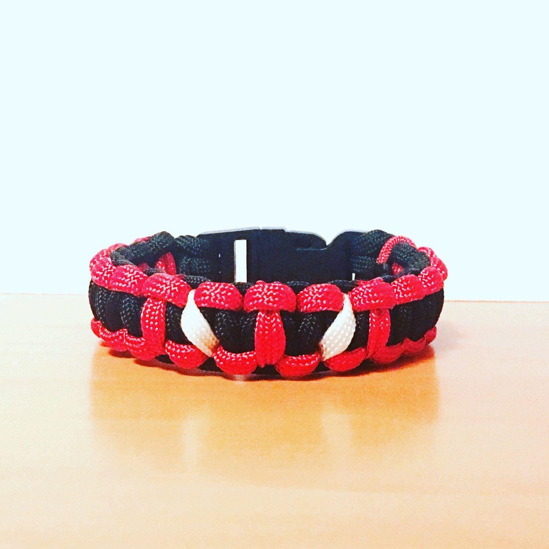 Deadpool Paracord Bracelet **see description**