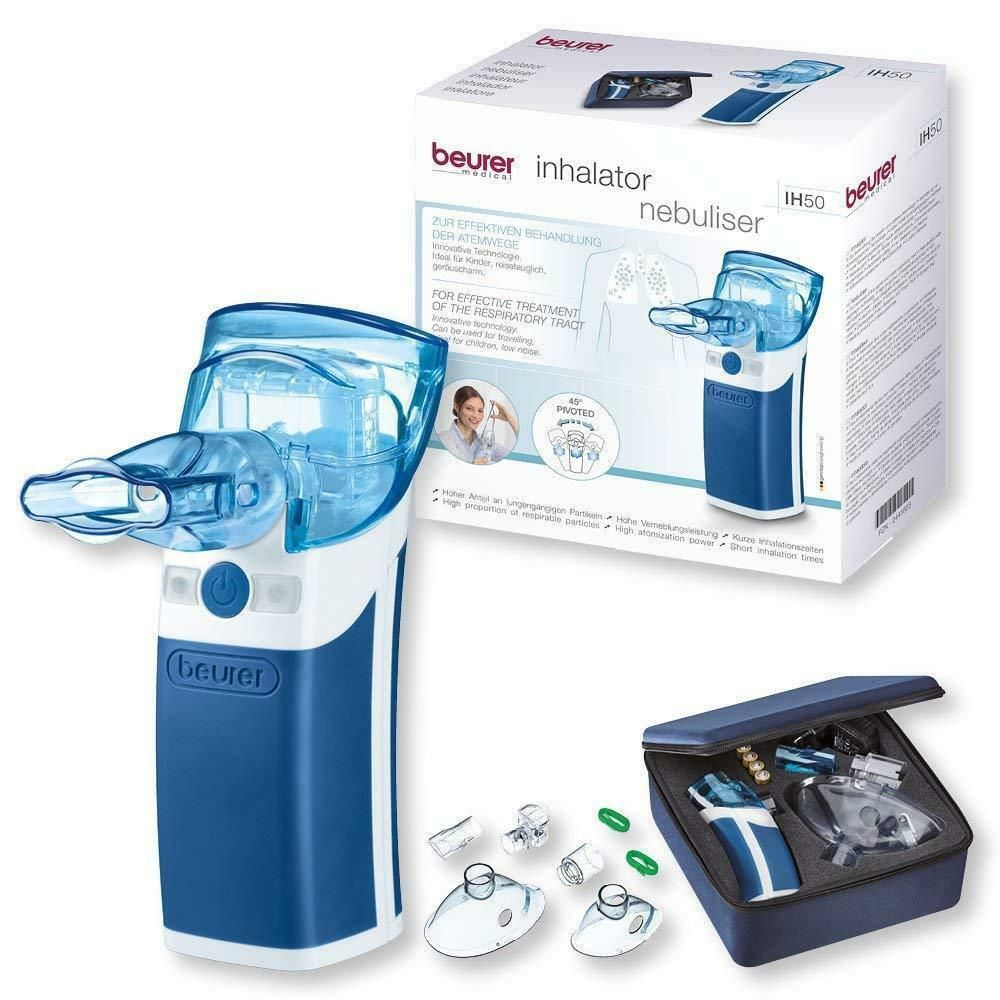 Ebay Sponsored Beurer Ih 50 Inhalator Mit Schwingmembran Technologie Viel Zubehor Ebay Produkt