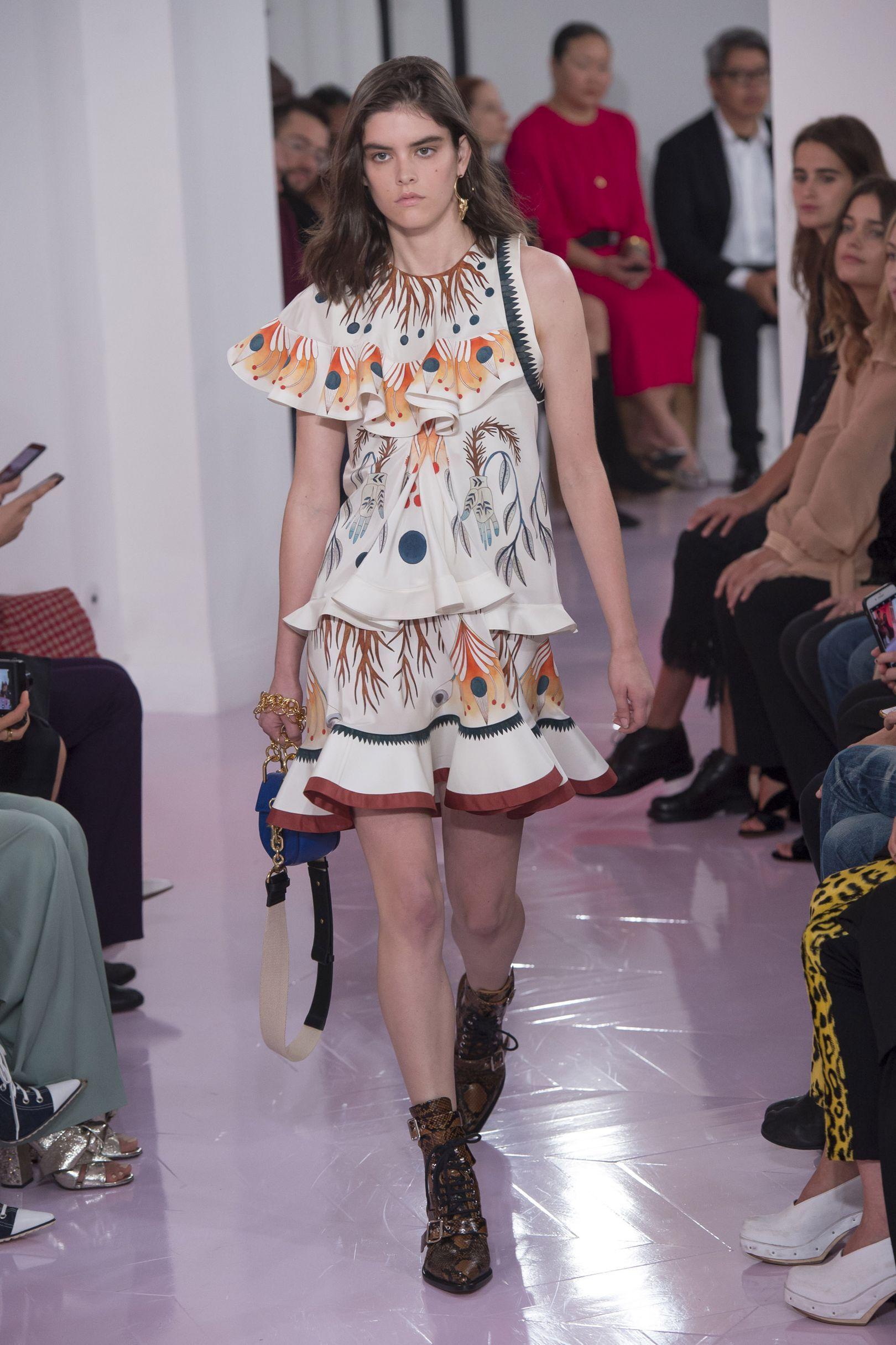 Chloe springsummer ready to wear spring summer spring and