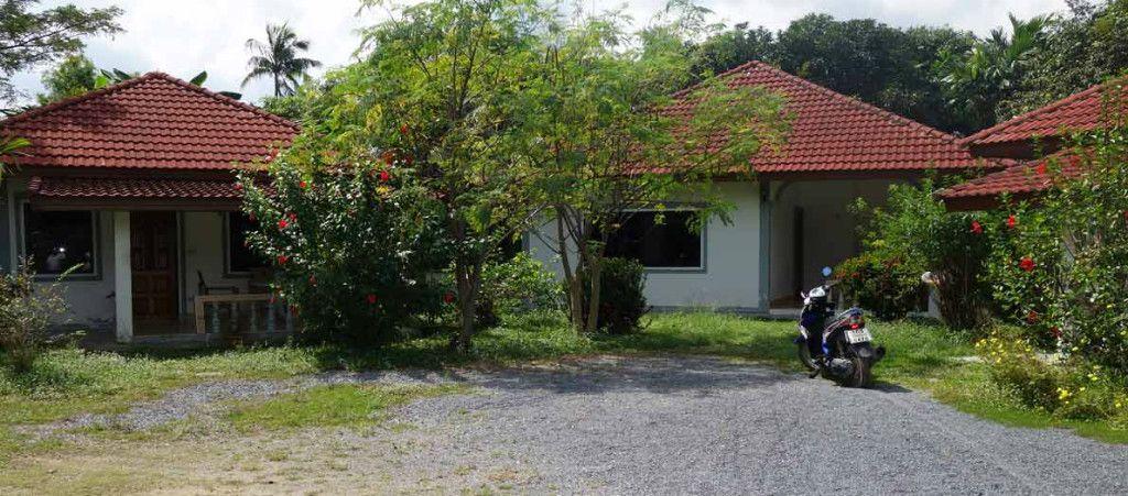 RESORT IN BANGRAK FOR SALE --- selling price 387.800 $ --- Koh Samui Luxury Real Estate