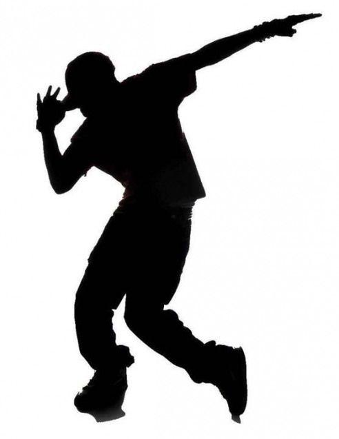 dancing dancing dibujos  silueta de baile fotografías
