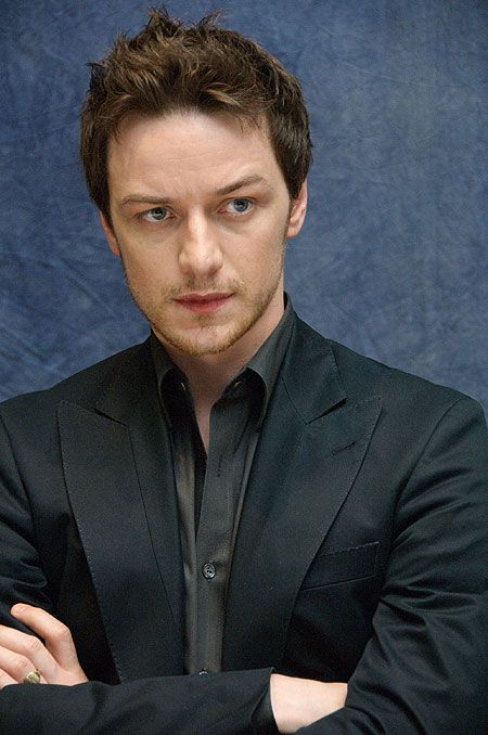 James Mcavoy 1979 The Last King Of Scotland 2006 Becoming