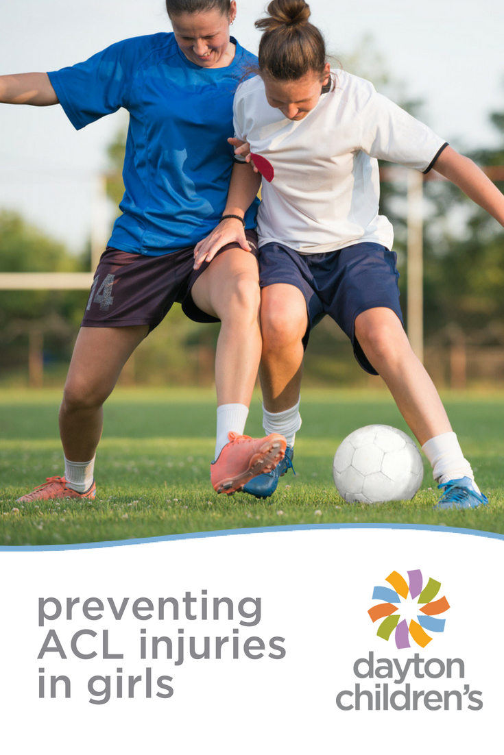 Preventing Acl Injuries In Girls Sports Injury Yoga For Kids