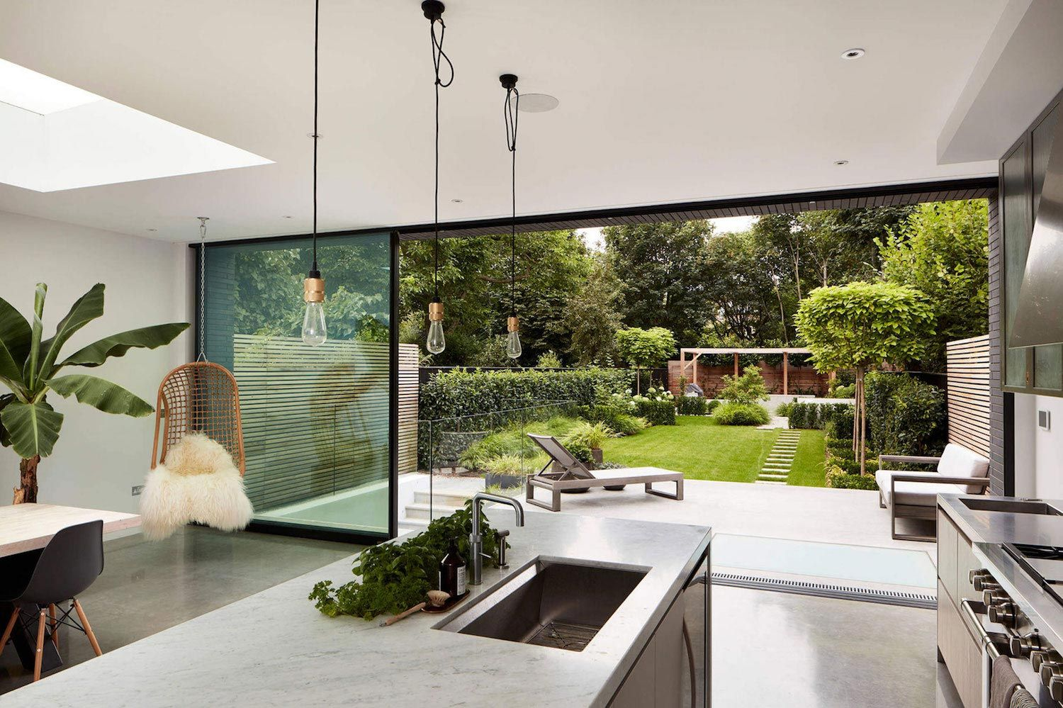 Extensively Refurbished Double Fronted House On Trinity Road Wandsworth    CAANdesign | Architecture And Home Design