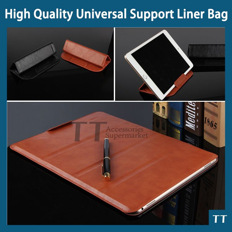"""Ultra-thin PU Leather Case For Chuwi Hi12 12""""Tablet PC bracket Universal Support Liner Bag + free 3 gifts"""