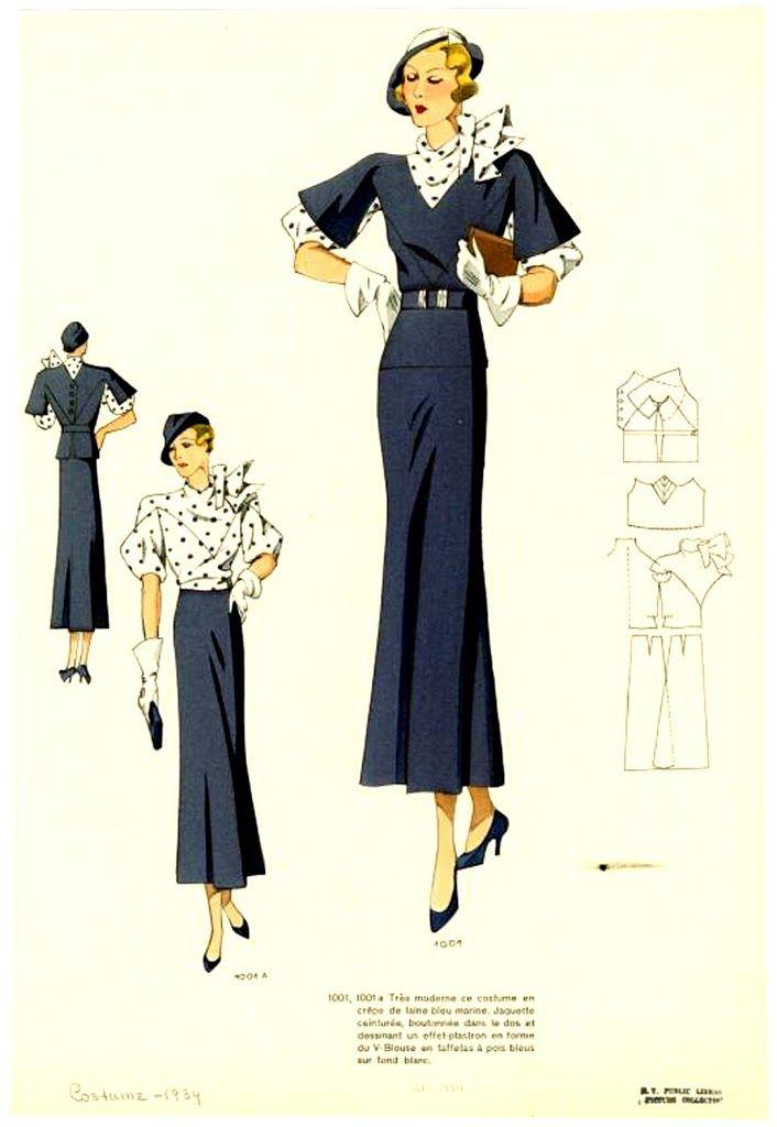 1934) | Vintage Glamour 1930\'s | Pinterest