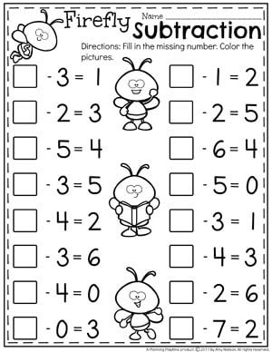 subtraction worksheets end of year kindergarten addition worksheets subtraction worksheets. Black Bedroom Furniture Sets. Home Design Ideas