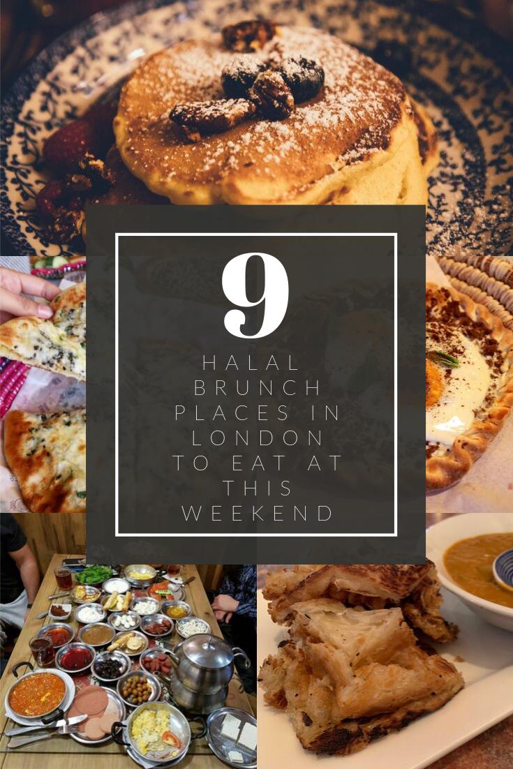Halal Brunch In London Halal Breakfasts Breakfast Places Brunch London