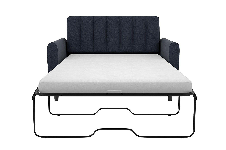 - Amazon.com: Novogratz Brittany Sleeper Sofa, Premium Linen