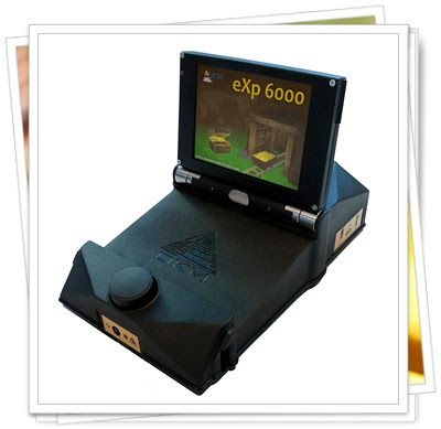 OKM Exp6000 wireless 3D Metal Detector and Ground Scanner