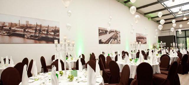 Quai Dinnerschuppen Top 20 Hochzeits Location Bremen Hochzeit