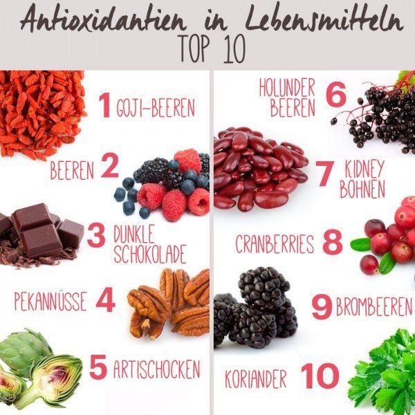 Bye-bye Falten! Sind Antioxidantien DIE Lösung gegen Hautalterung
