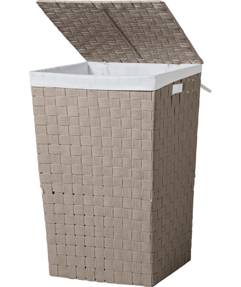 Argos Bathroom Fittings - Buy colourmatch yarn laundry bin cafe mocha at argoscouk bathroom accessories argos