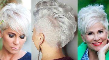 Haben Sie alle weiße Haare färben versucht? Diese Beispiele ...