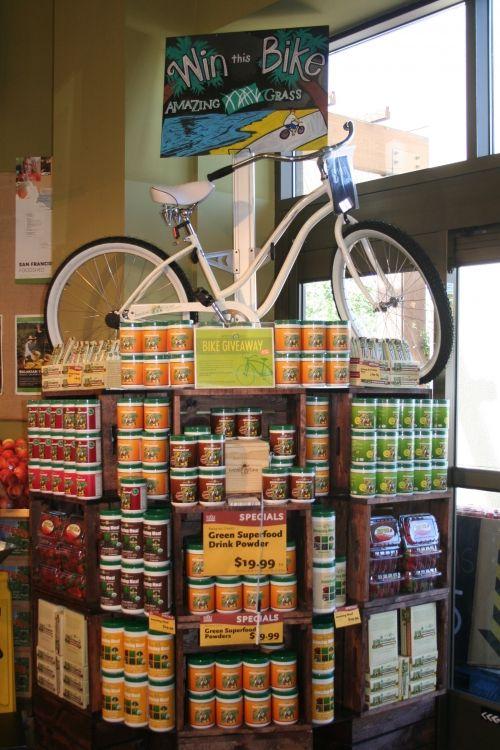Win a Bike Giveaway!