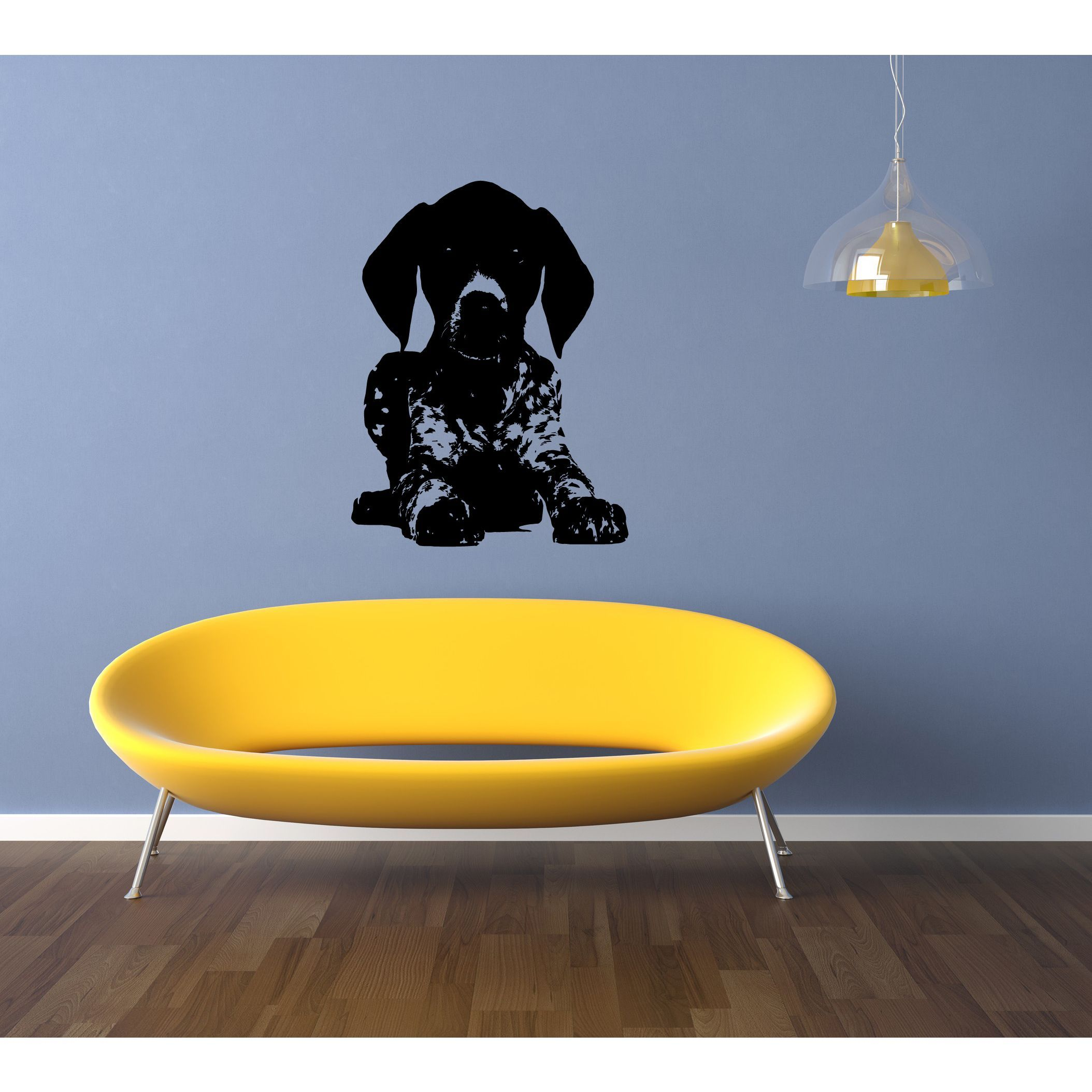 Nice Puppy Wall Art Images - The Wall Art Decorations ...