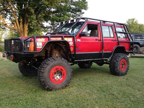 Rollcage Offroad Jeep Xj Jeep Cherokee Xj Jeep Cherokee