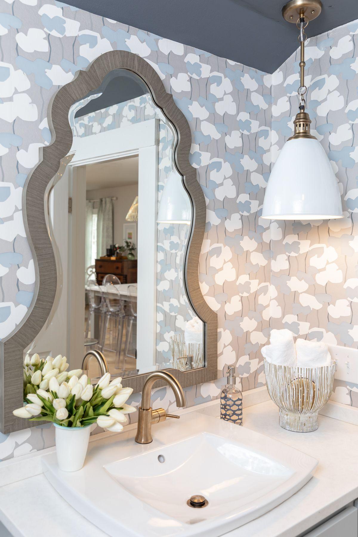 Scandinavian Cottage - In Detail Interiors #cottage #design #interiordesign #interior #design #home #homedecor #bathroom #bathdesign