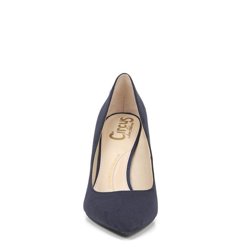 421e18739f1c1f Circus by Sam Edelman Women s Mina Pump Shoes (Inky Navy)