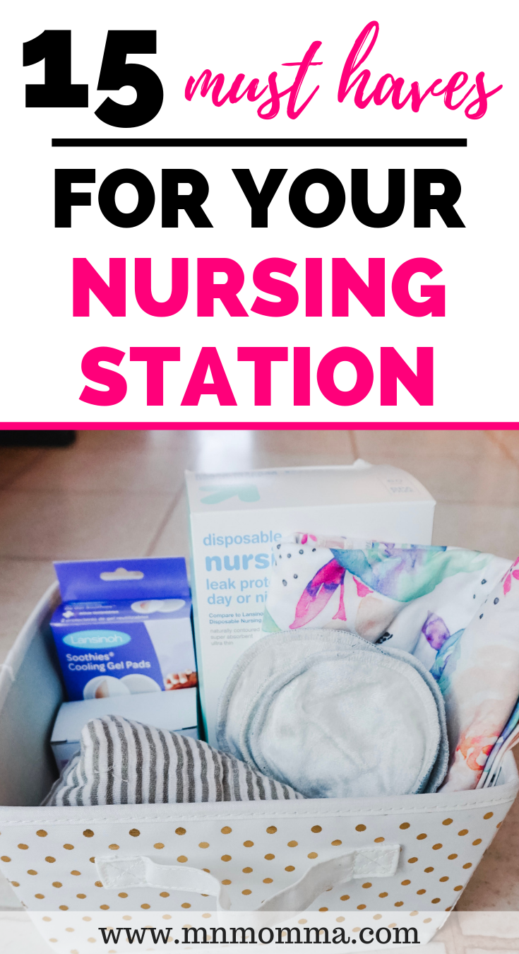 How To Set Up A Portable Breastfeeding Station Breastfeeding