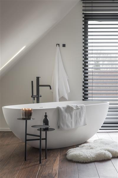 Strak landelijke badkamers | Interieur | Pinterest | Interiors ...