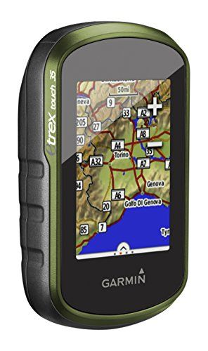 Handheld Gps Units Garmin Etrex Touch 35 You Can Find More Details By Visiting The Image Link Garmin Etrex Garmin Gps Units
