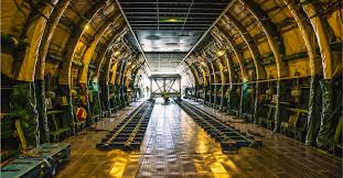 air freighter interior Google Search in 2020