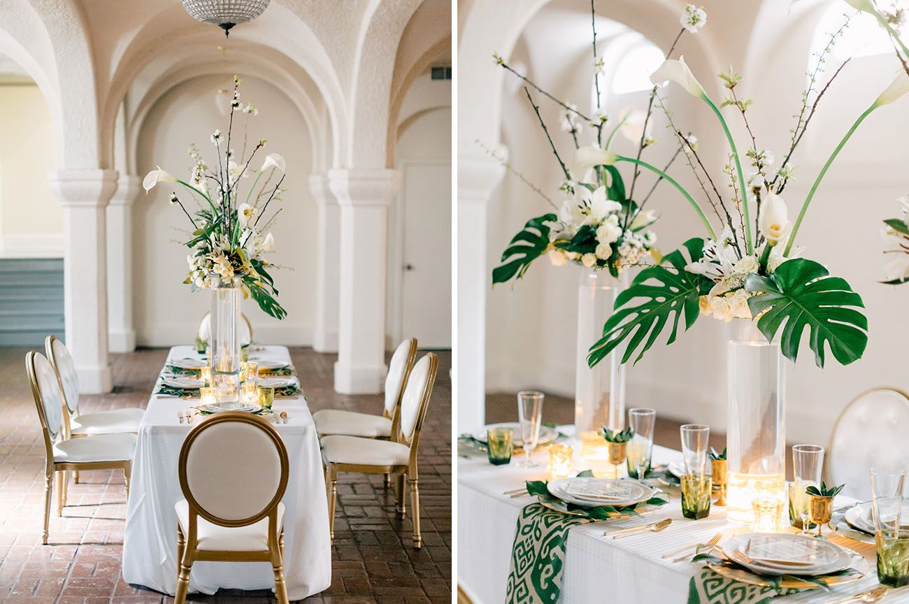 Explore Art Deco Wedding Inspiration And More