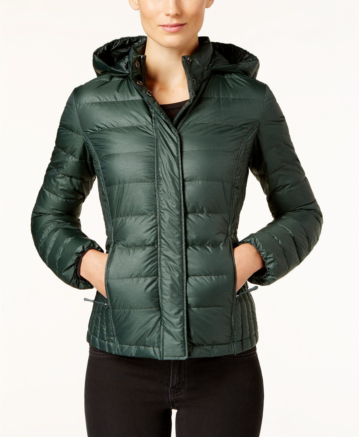 32 Degrees Packable Hooded Puffer Coat, Only at Macy's | macys.com