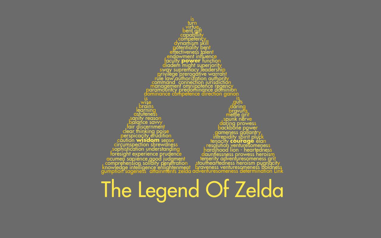 The Legend Of Zelda Triforce Wallpaper Legend Of Zelda Triforce Zelda