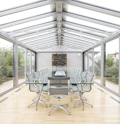Proyecto rea de trabajo mesa de reuni n modelo unitable for Areas de una oficina