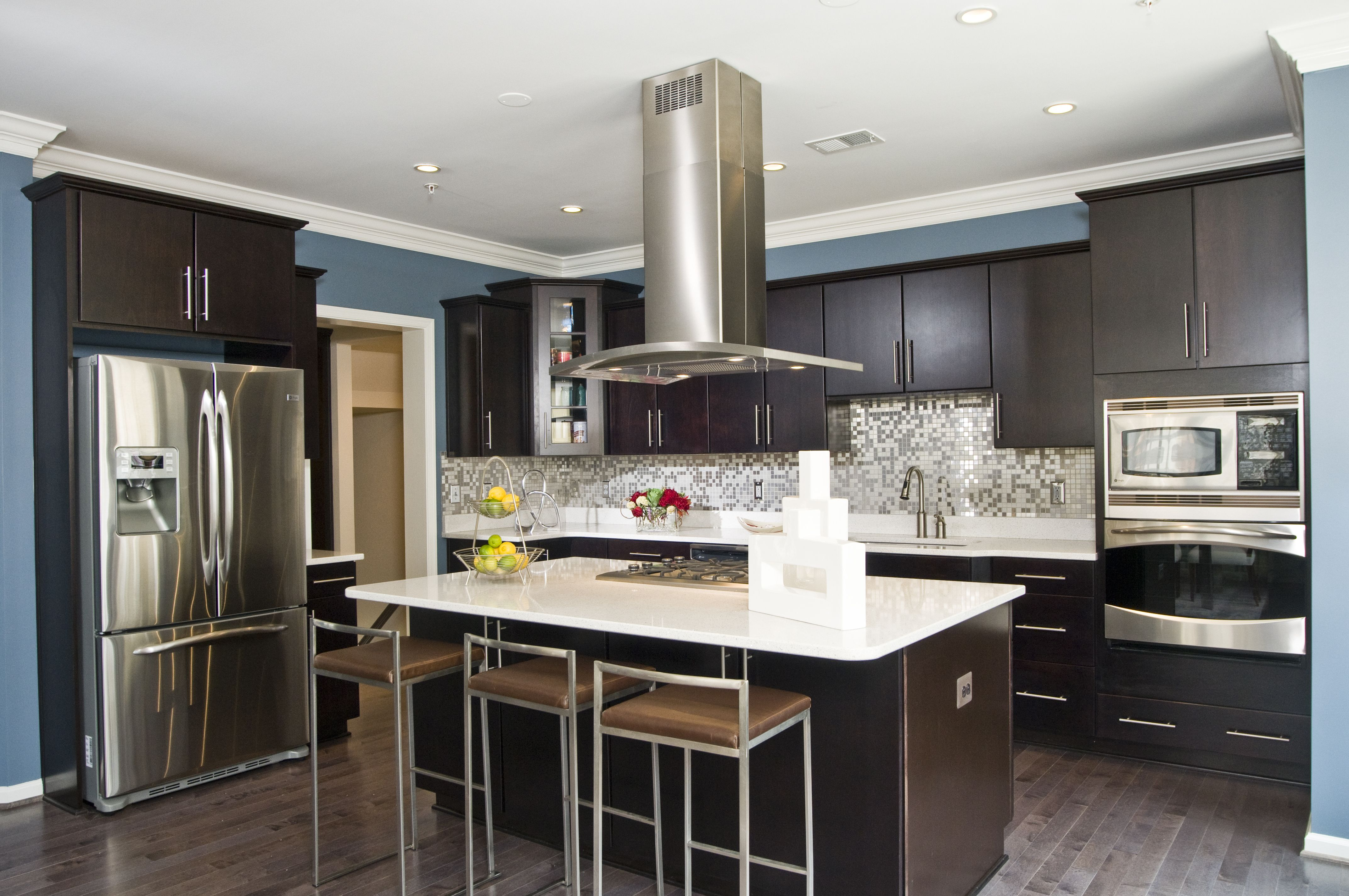 Integrity Homes Gourmet Kitchen At National Harbor Md  Interiors Stunning Interior Design Kitchens 2014 2018